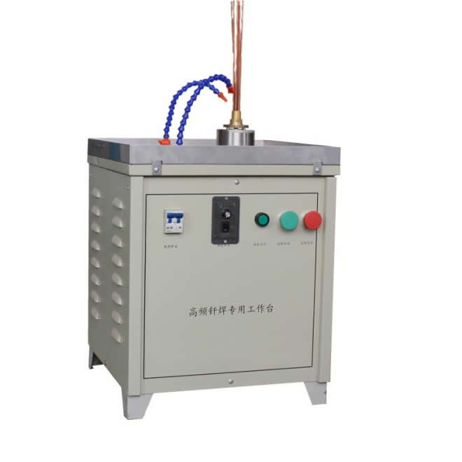 <b>Induction heating accessories high frequency brazing table</b>