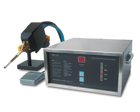 Ultra high frequency induction heating machine JYP-UF-40