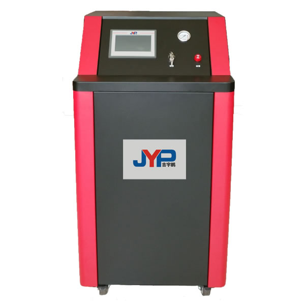 Hydrogen oxide flame enameled wire bonding machine